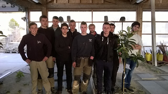 Les candidats  des 4 écoles du Morbihan