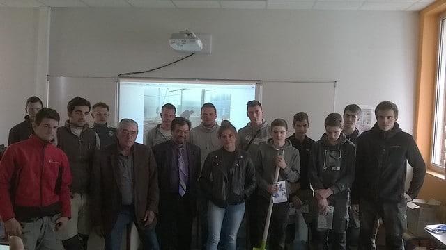 Les 13 candidats bretons du concours MAF